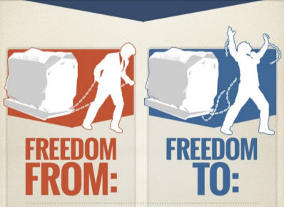Leadership Freedom graphic