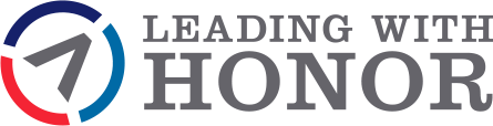 Leading with Honor logo